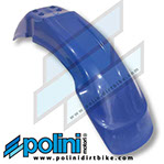 POLINI X5 FRONT FENDER BLUE