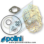 POLINI (Liquid Cooled) GASKET KIT D.44