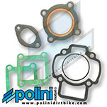 POLINI (AIR COOLED) GASKET KIT TOP END