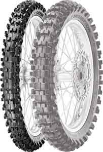 Pirelli Scopion MX Tires Midsoft and Midhard