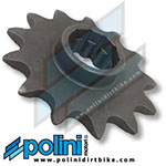 Polini sprocket 13th bearing