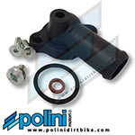 WATER INLET 90° (90 degree) Polini