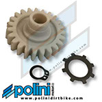 POLINI WATER PUMP GEAR Z=23 1 SP